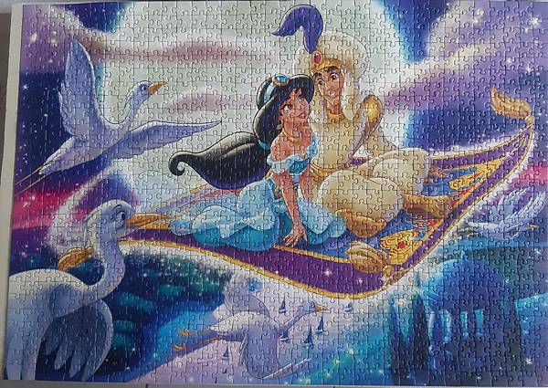 2019.08.03 1000pcs Aladdin - Disney Collector Edition (TPD) (3).jpg