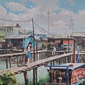 2019.08.23 1000pcs The Fishing Boat 海邊渡船 (1).jpg