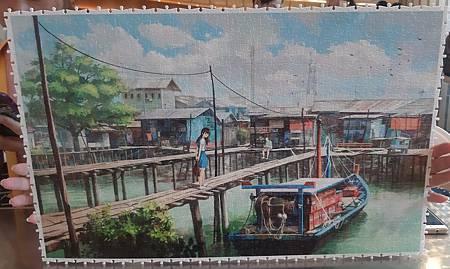 2019.08.23 1000pcs The Fishing Boat 海邊渡船 (2).jpg