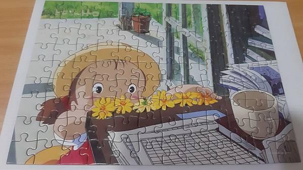 2019.09.09 108pcs My Neighbor Totoro - Flower House.jpg