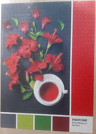 2019.09.20 1000pcs Red Hibiscus Aroma.jpg
