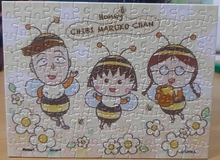 2019.10.28 150pcs Honey - Chibi Maruko Chan 櫻桃小丸子-蜜蜂花園.jpg