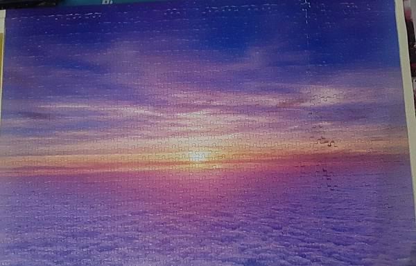 2019.11.05 1000pcs Sea of Clouds 雲海 (2).jpg