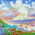 2019.11.08 1000pcs Winnie the Pooh - Skyline.jpg