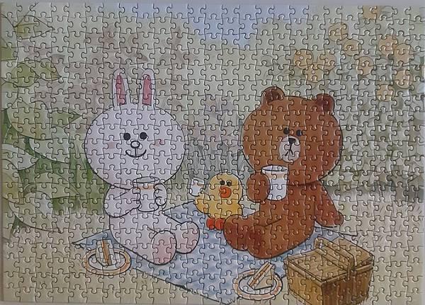2019.11.10 500pcs Brown & Friends - Picnic (6).jpg