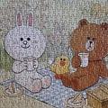 2019.11.10 500pcs Brown & Friends - Picnic (5).jpg