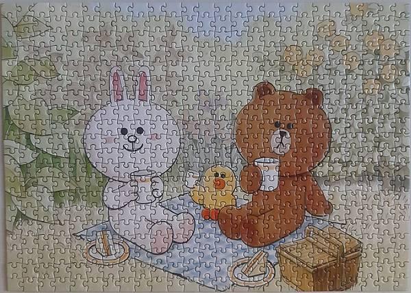 2019.11.10 500pcs Brown & Friends - Picnic (4).jpg