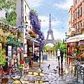 Castorland 3000P Flowering, Paris,$未知.jpg