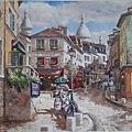 2019.11.27-30 3000pcs Montmartre Sacre Coeur 巴黎聖心堂街景 (2).jpg