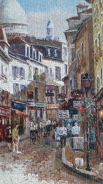 2019.11.27-30 3000pcs Montmartre Sacre Coeur 巴黎聖心堂街景 (4).jpg