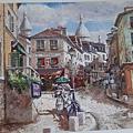 2019.11.27-30 3000pcs Montmartre Sacre Coeur 巴黎聖心堂街景 (1).jpg