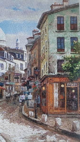 2019.11.27-30 3000pcs Montmartre Sacre Coeur 巴黎聖心堂街景 (7).jpg