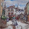 2019.11.27-30 3000pcs Montmartre Sacre Coeur 巴黎聖心堂街景 (9).jpg
