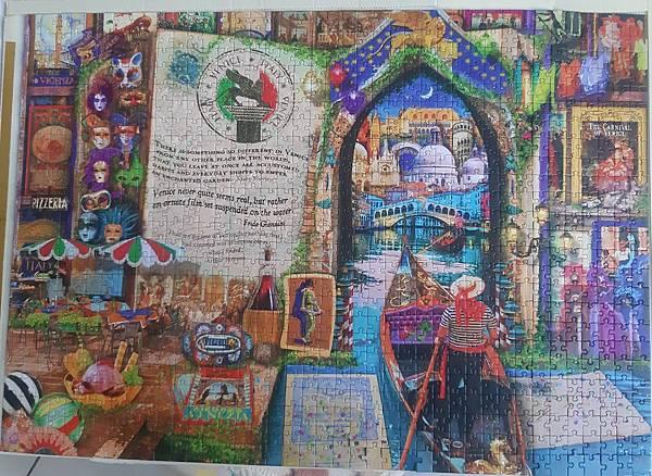 2019.12.07-08 1000pcs Life is an Open Book Venice (3).jpg
