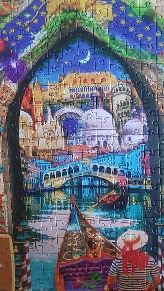 2019.12.07-08 1000pcs Life is an Open Book Venice (13).jpg