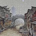 2020.01.15 1000pcs  South Town Canal 南鄉舊夢圖III-運河(WPD) (4).jpg