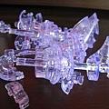 2011.04.03 105片3D水晶立體拼圖:夢幻城堡 (3).JPG