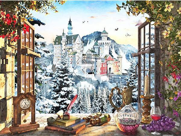Pintoo 1200P 童話裡的城堡,$625.jpg