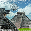 Grafika 1000P Travel around the World - Chichen Itza, Mexico.png