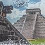 2020.03.07 1000pcs Travel around the World - Chichen Itza, Mexico 奇琴伊察 - 世界七大奇觀 (3).jpg