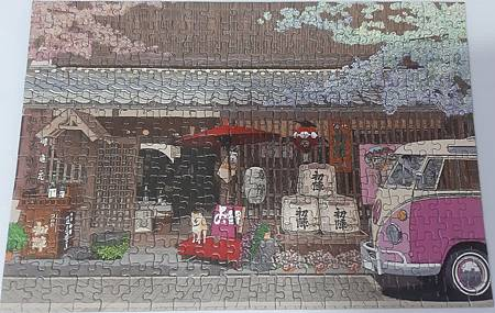 2020.04.17 300pcs Waiting for you in the Rain 我在花雨下等你 (3).jpg