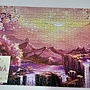 2020.05.17 1000pcs Dawn at Sakura Mountain 櫻花山黎明 (2).jpg
