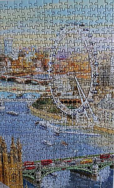 2020.05.31 1000pcs The Thames at Westminster (6).jpg