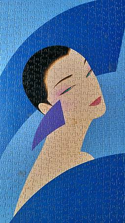 2020.06.05 750pcs Lady with the Blue Hat (2).jpg
