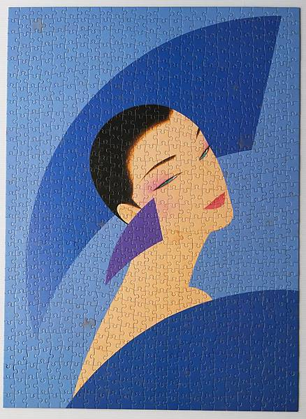 2020.06.05 750pcs Lady with the Blue Hat (1).jpg