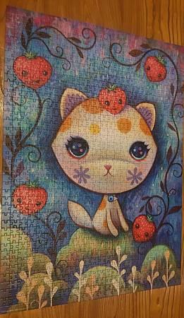 2020.06.06 1000pcs Strawberry Kitty.jpg