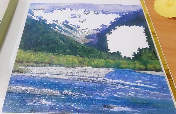 2020.06.14 506pcs Mount Hotak, Japan 穗高殘雪(上高地)--一枚的繪系列 (1).jpg