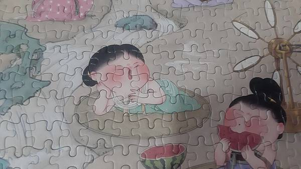 2020.06.15 500pcs Chubby Friends - The Beauties from Tang's Dynasty  胖臉吉祥消暑圖 (5).jpg