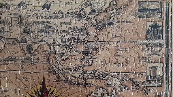 2020.06.21-22 1000pcs Old World Map World Wonders 1939 世界奇觀 (7).jpg