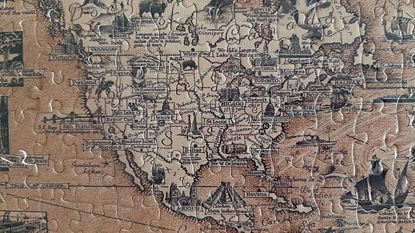 2020.06.21-22 1000pcs Old World Map World Wonders 1939 世界奇觀 (16).jpg