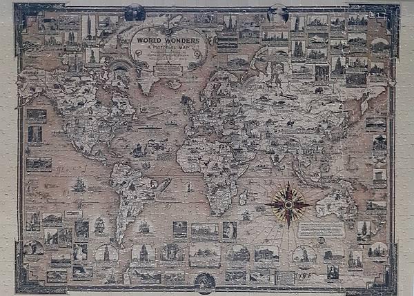 2020.06.21-22 1000pcs Old World Map World Wonders 1939 世界奇觀 (31).jpg