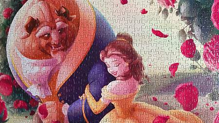 2020.07.10-07.11 1000pcs The Rose of Beauty and the Beast 薔薇小徑(美女與野獸) (3).jpg