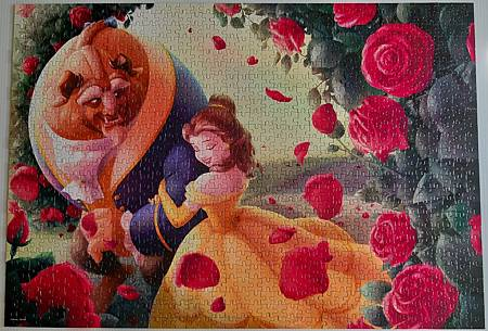 2020.07.10-07.11 1000pcs The Rose of Beauty and the Beast 薔薇小徑(美女與野獸) (6).jpg