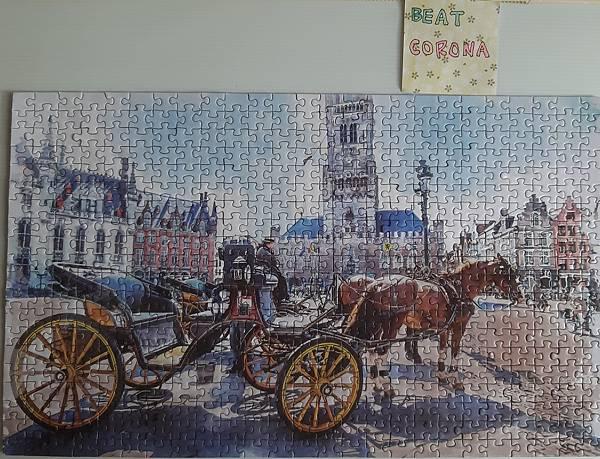2020.07.26 500pcs Bruges Watercolor Carriage (1).jpg