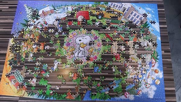 2020.08.01 1000pcs Snoopy All Stars (1).jpg