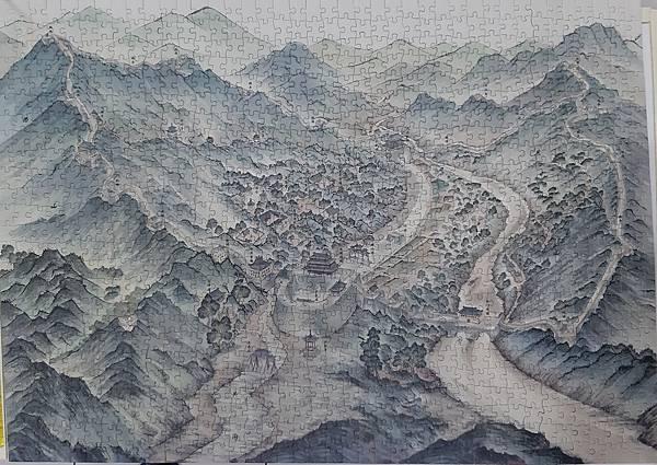 2020.08.21-08.22 1000pcs Castle of Juyungguan Pass 居庸關 (50).jpg