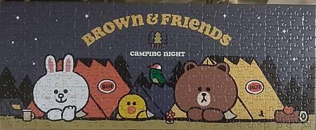 2021.03.15 300pcs Camping Night - Brownie Friends (7).jpg