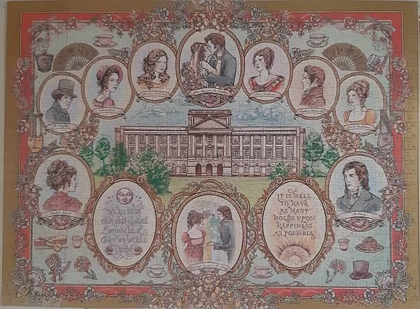 2021.04.26 1000pcs Pride & Puzzlement - Jane Austen (1).jpg