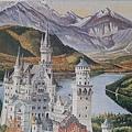 2021.05.27 6000pcs Neuschwanstein Castle (4).jpg