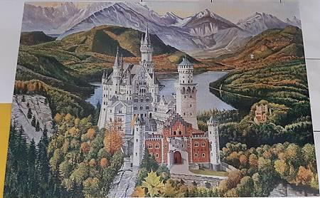 2021.05.27 6000pcs Neuschwanstein Castle (3).jpg