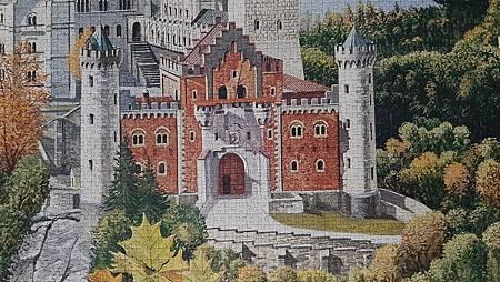 2021.05.27 6000pcs Neuschwanstein Castle (11).jpg