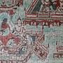 2021.07.13-07.14 800pcs 璀璨敦煌系列:榆林窟第25窟-觀無量壽經變  Yulin Grottoes Cave 025 Main chamber South Wall (6).jpg