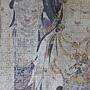 2021.07.16-07.18  800pcs 璀璨敦煌系列:第57窟-觀音菩薩像 Mogao Grottoes Cave 057 Main Chamber South Wall (3).jpg