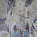 2021.07.16-07.18  800pcs 璀璨敦煌系列:第57窟-觀音菩薩像 Mogao Grottoes Cave 057 Main Chamber South Wall (2).jpg