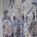 2021.07.16-07.18  800pcs 璀璨敦煌系列:第57窟-觀音菩薩像 Mogao Grottoes Cave 057 Main Chamber South Wall (1).jpg
