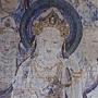 2021.07.16-07.18  800pcs 璀璨敦煌系列:第57窟-觀音菩薩像 Mogao Grottoes Cave 057 Main Chamber South Wall (7).jpg